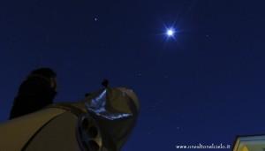 Orione serata osservativa