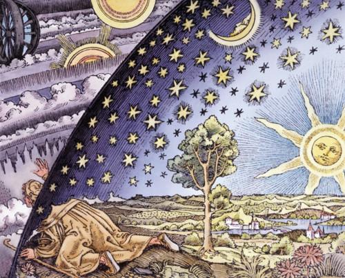 Xilografia di Camille Flammarion
