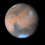 Nubi su Marte