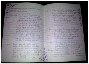 Alcune pagine dell'Albero delle stelle