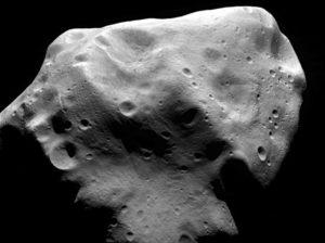 Asteroide (21) Lutetia