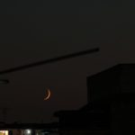 Congiunzione Luna – Venere – Giove
