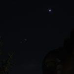 Congiunzione Marte – Giove – Chi Leo