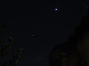 Giove, Marte, chi Leo ..e Venere.