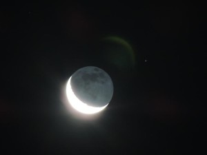 Congiunzione Luna - 82 Vir