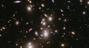Ammasso di galassie Abelll 2744: Ammaso di Pandora. Hubble Space Telescope