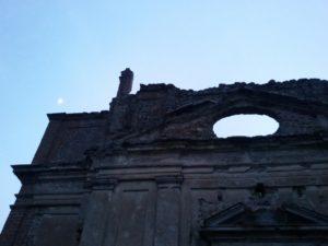 Il bacio tra Luna e Giove