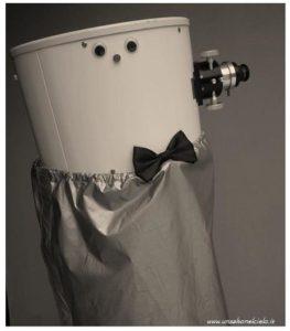 Telescopio al matrimonioo