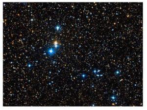 La stella tripla STF2676