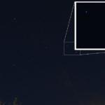 Congiunzione Marte -Dschubba
