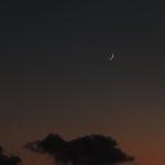 Congiunzione Venere – Luna