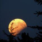 Eclissi lunare 2017 – Gubbio