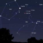 Una stella nova nel cielo: V392 persei