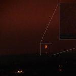 Raggio verde di Venere … e di Marte!!