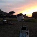 GIOVE e l'Orsa Maggiore al Wild Village di Ostia