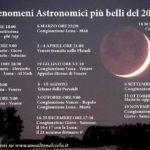 I Fenomeni Astronomici più belli del 2020!!!