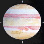 Osservazione visuale di Giove – 28 luglio 2020
