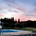 Il TETTO stellato dell'Agriturismo Santa Maria, San Venanzo – Umbria!