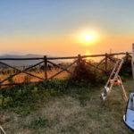 Notte Magica a La Baita sui Golfi per il picco delle stelle cadenti d'agosto